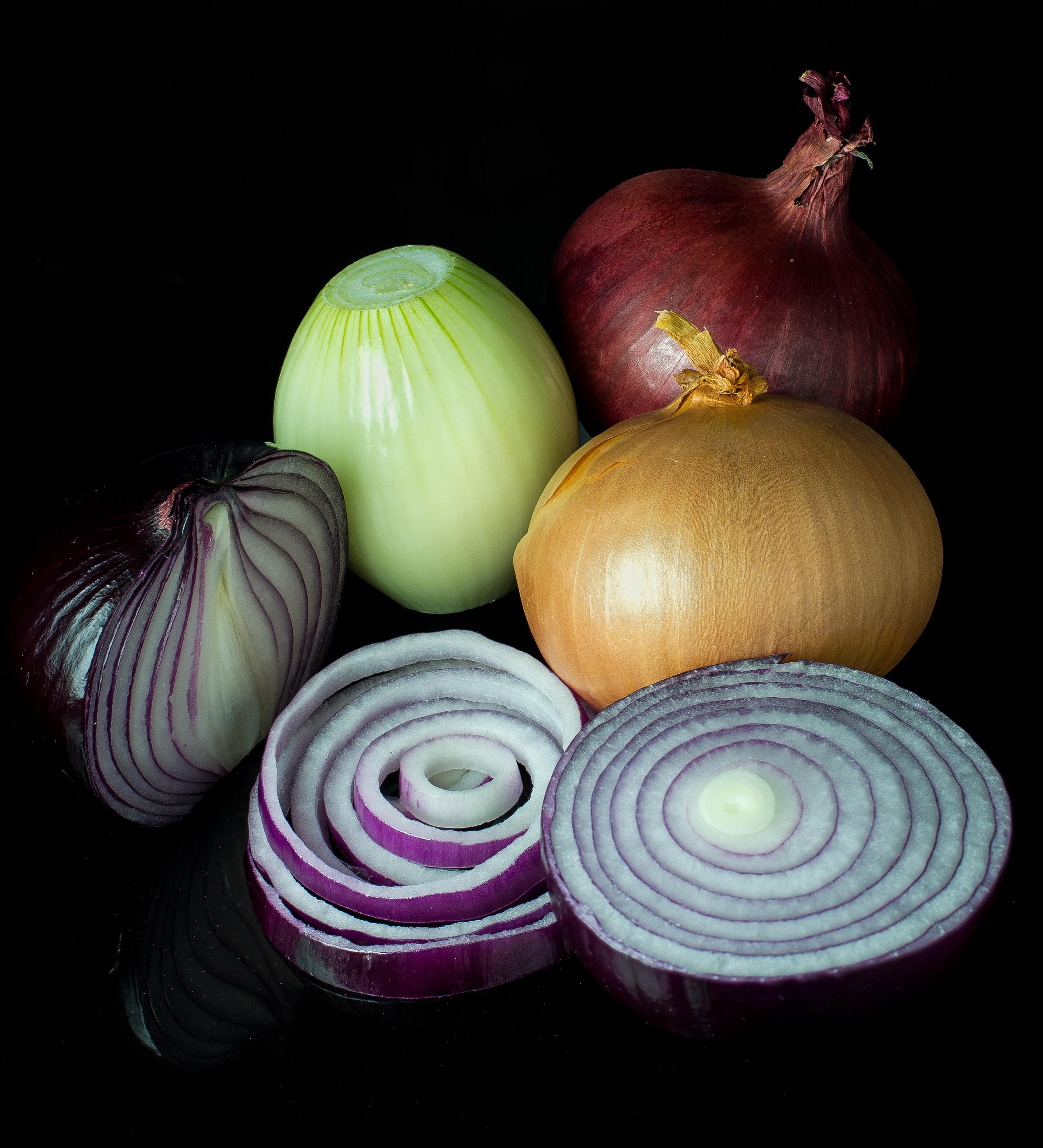 Cebollas Variadas